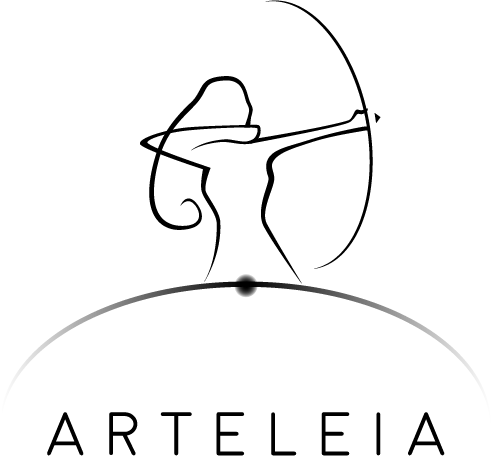 logo Arteleia White Full