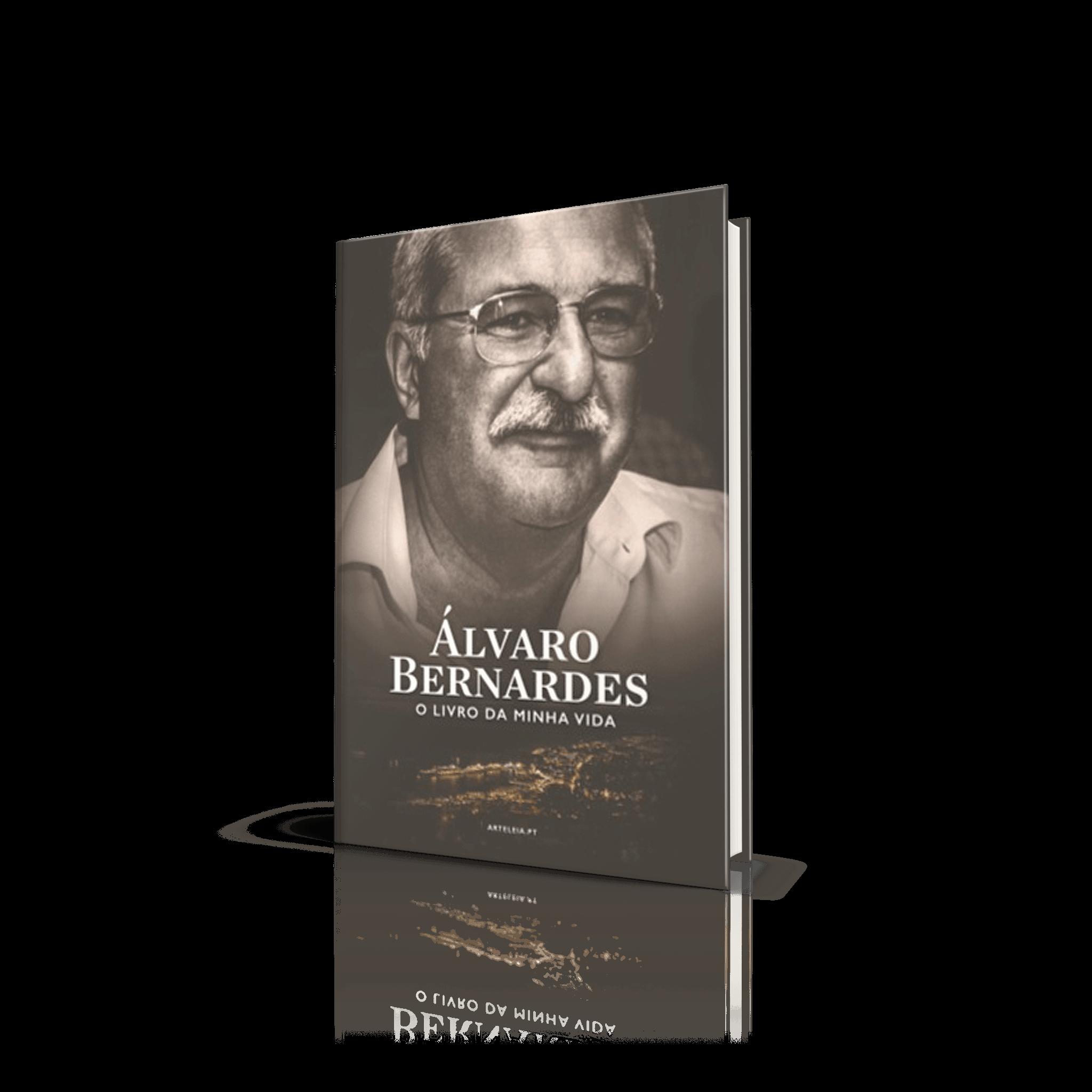 Livro Álvaro Bernardes