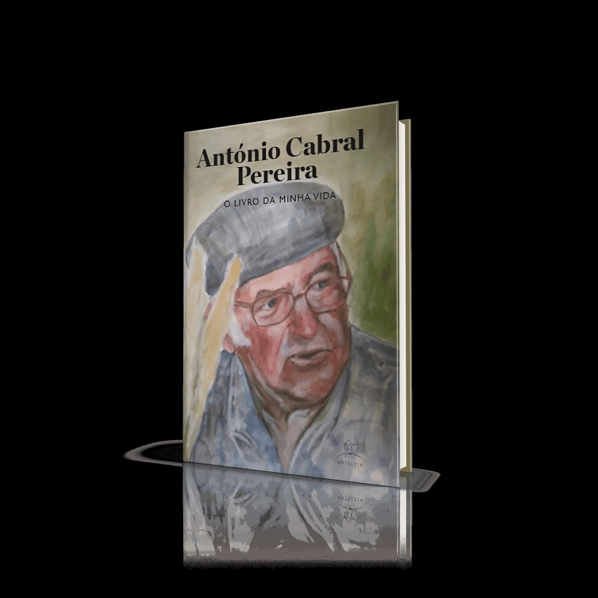 Livro António Cabral Pereira