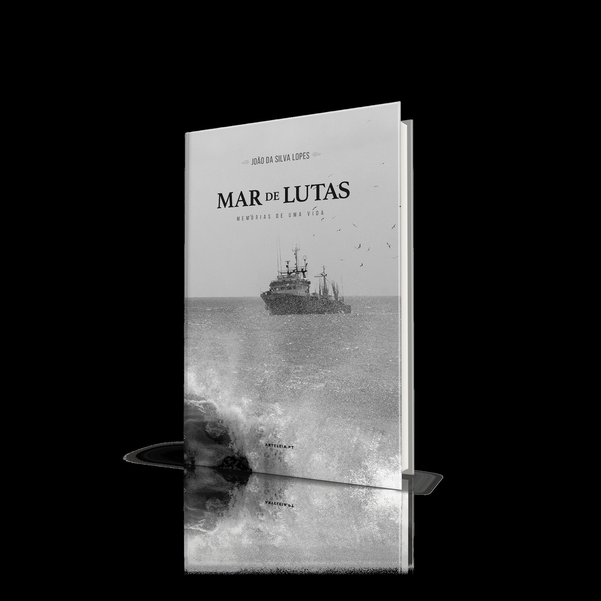 Livro Mar de Lutas