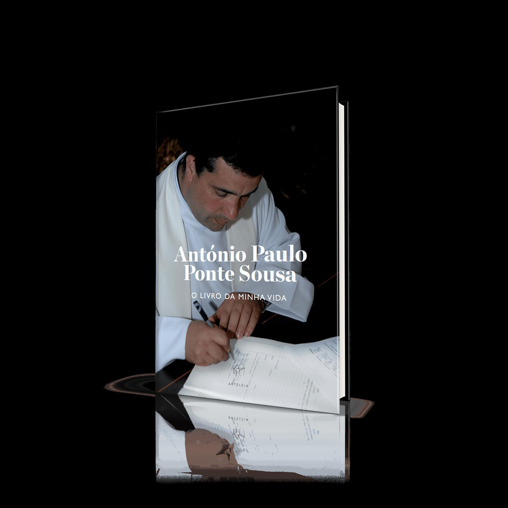 Livro Padre Paulo