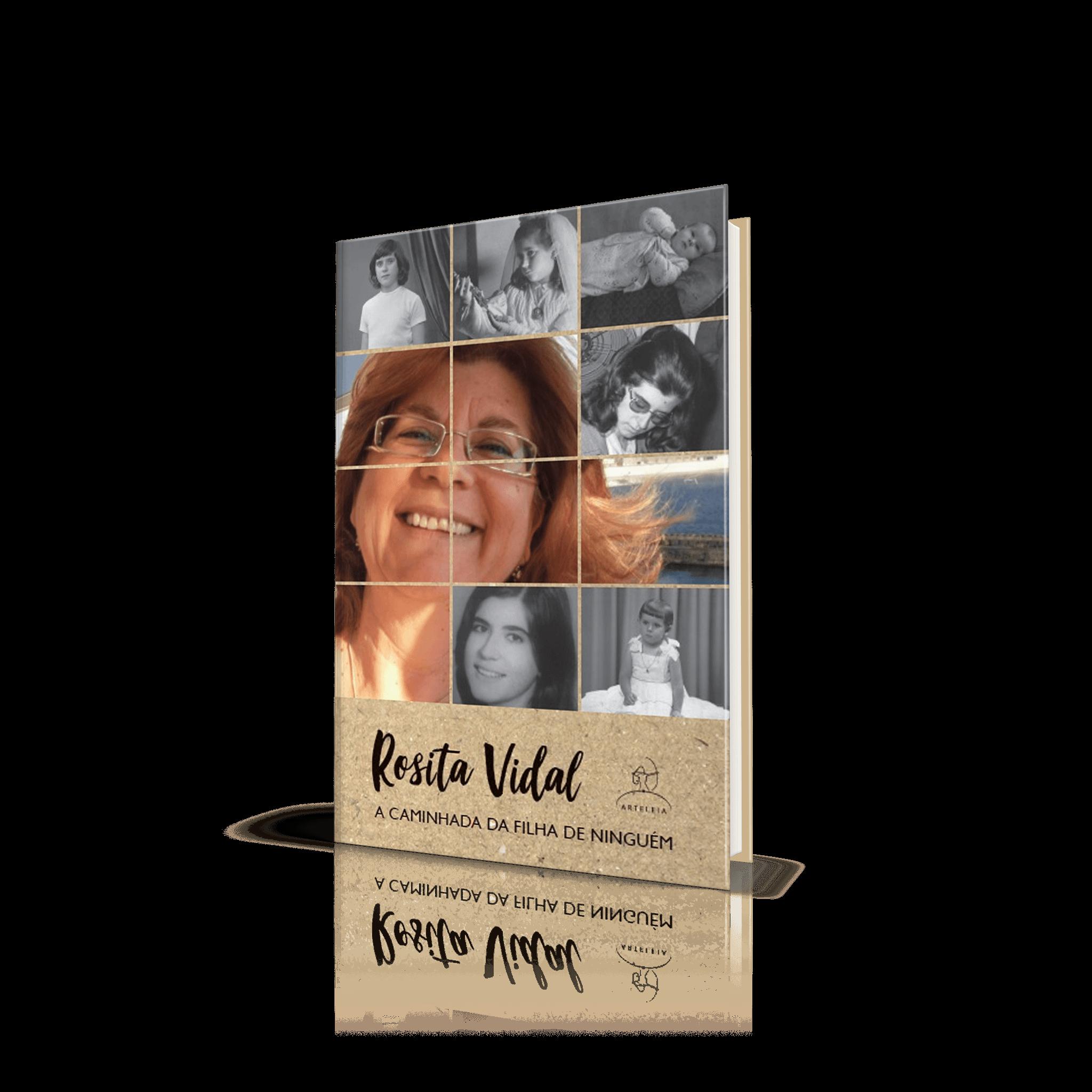 Livro Rosita Vidal
