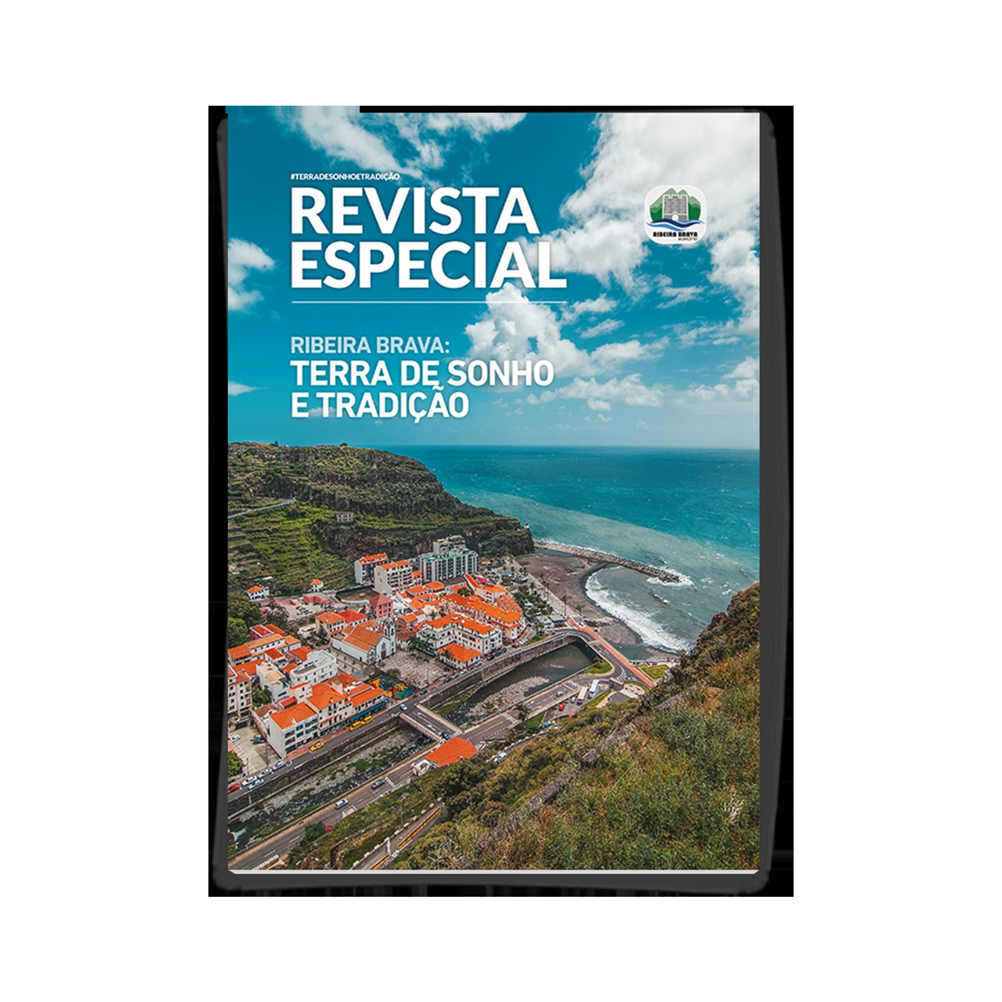 Revista Especial 4 anos de mandato Câmara Municipal da Ribeira Brava