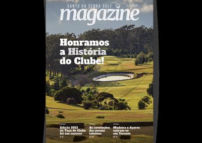 Santo da Serra Golf Magazine